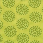 Moda Bobbins and Bits - 2780 - Green Tone on Tone, Spots, Geometric - 43022-25 100% Cotton Fabric